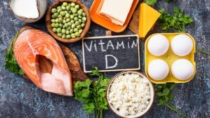 vitamine D et aliments
