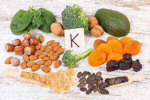 fruit légume vitamine k