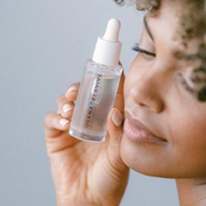 soin corporel pour la peau huile éclat du visage